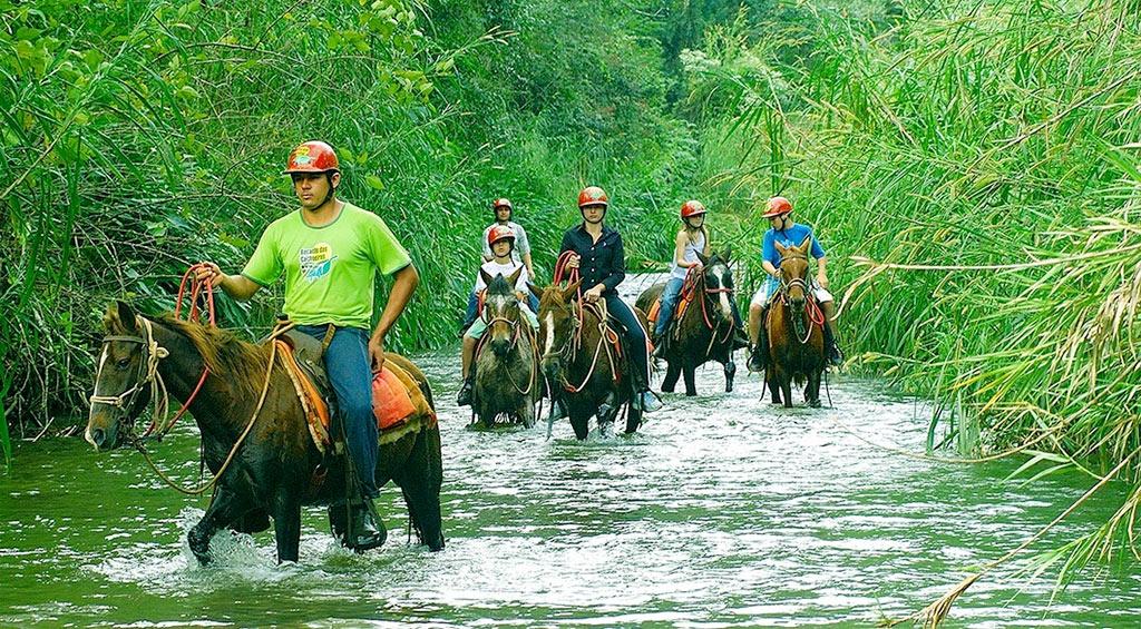 Cavalgada Recanto das Cachoeiras