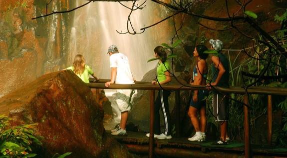 Trilha da Pedra Branca (Recanto das Cachoeiras)