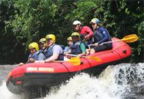 Conheça nosso Rafting